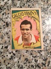 TORINO CARAPELLESE CALCIO VAV 1950 OTTIMA MAI ATTACCATA TIPO ALBUM CALCIATORI