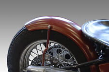 150mm Fender Kotflügel 1,5mm Stahl rund Harley Heckfender Old School Bobber