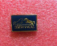 Pins CHEVAL Horse EQUITATION SERVICE Hippisme