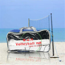Volleyball Net & Steel Cable Rope Official Size Outdoor Indoor 32X3 FT FAST SHIP