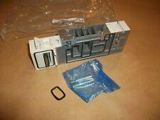 2pc Smc Manifold block Vvqc4000-1B-D-03T New