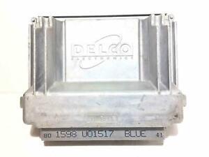 1998-99 Oldsmobile Cutlass Engine Control Module ECM ECU OEM# 16236757