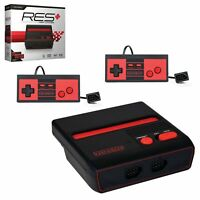 Retro-Bit RES Plus- 8-Bit Console with HDMI Port - NES [video game]