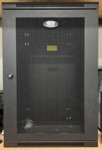 SmartRack  SRW18US  Wall-Mount Rack Enclosure Cabinet
