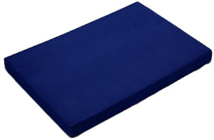Yoga Direct Foam Blue Yoga Brick, 1-Inch
