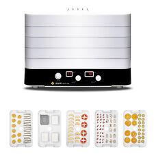 Lequip LD-918H5 Premium Electric Food Dehydrator Machine & Timer Made in Korea