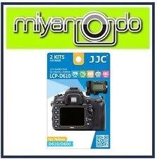 JJC LCP-D610 Screen Protector for Nikon D610 (2pc Pack)