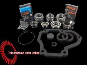 VW T4 Transporter 02B ( O2B ) Gearbox Bearing & Oil Seal Rebuild Kit
