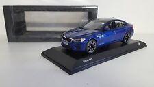 BMW M5 F90 bleu Norev 1/18 NEW IN BOX