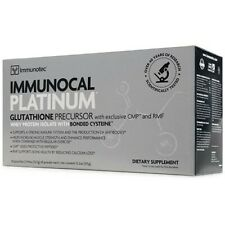 Immunocal Platinum with CMP & RMF with Bonded Cysteine - Pack of 30 Pouches