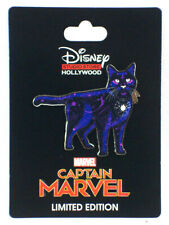 Disney Studio Store Hollywood Captain Marvel Pin Goose Limited Artist Proof