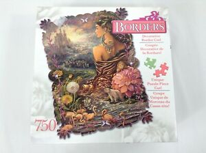 Borders Puzzle - Untold Story - Sealed
