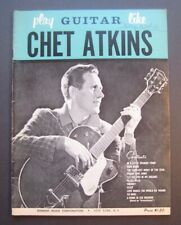 Play Guitar like Chet Atkins Songbook