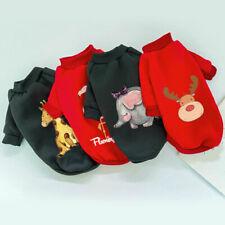 Puppy Chihuahua Winter Warm Clothes Small Dog Cat Sweater Coat Pet Accessories