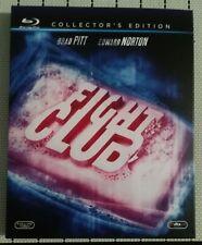 Fight Club Brad Pitt Edizione Limitata Digibook Blu-ray AUDIO ITALIANO / English