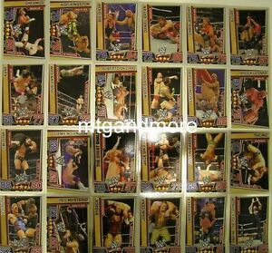 Slam Attax Superstars - Alle 24 SIGNATURE Move Karten aussuchen