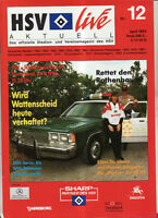 BL 92/93 Hamburger SV - SG Wattenscheid 09