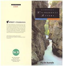 Pay.Tel Collectors' Pack - Wilderness Rivers - Ltd edition 3 Card Set Mint