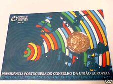 Coincard 2 euro FDC 2007 Europa Portogallo Portugal