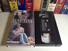 Just In Time Rare Family Comedy Drama VHS 1997 OOP HTF Mark Moses Jane Sibbett