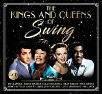 The Kings and Queens Of Swing - Frank Sinatra etc [CD]