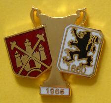 Badge Brooch Pin-West Ham-Munich 1860-Final Cup Winners 1965