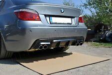 Rear bumper spoiler diffusor diffuser 5 series  BMW E60 M TECH SPORT racing