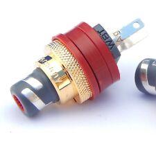 WBT-0210AGms RCA Socket Nextgen Pure Silver signal conductor SINGLE x 1