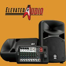 Yamaha StagePas 600BT, PA System with Bluetooth, BRAND NEW, Buy @ CA's #1 Dealer