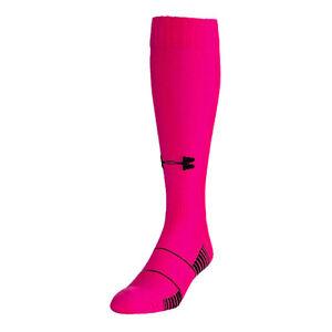 Under Armour UA U457 HeatGear All Sport Knee High Socks Over The Calf Baseball
