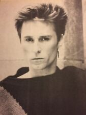 John Waite, Double Full Page Vintage Pinup