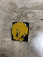 Vintage Tweety Bird Looney Tunes Warner Brothers Pinback Button Pin No Back