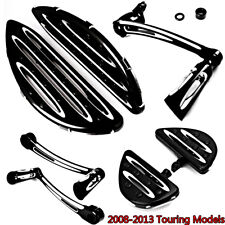 Shallowcut Floorboards&Shift Lever&Brake Shift For Harley Touring 08-11 12 13