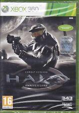Xbox 360 HALO COMBAT EVOLVED ANNIVERSARY nuovo sigillato italiano pal 2011