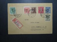 Germany 1948 Soviet Zone Cover to Leipzig (1 Stamp Removed) - Z11866