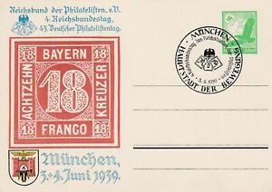 alte Postkarte - München