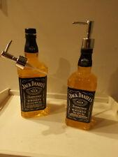 0,7 Liter Jack Daniels Seifen Spender,gefüllt, muss man(n) haben !!!