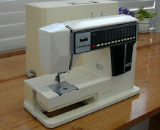 Janome Memory 7 Model 5001 Sewing Machine ~ Pre-Owned, Well Maintained & Works!