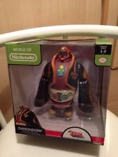NEUF/NEW World of Nintendo Zelda GANONDORF Deluxe Jakks Pacific