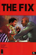 THE FIX (2016) #11 New Bagged