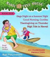 Magic Tree House Collection: Books 25-28: #25 Stage Fright on a Summer Night; #2