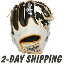"""Rawlings 11.5"""" Hoh Hide R2G Wing Tip Infield Glove Pror204W-2B *2-Day Shipping*"""