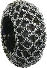 Grizzlar GRM-224 Grader Diamond Net Tire Chain 17.5-24 17.5-25 Made in Europe