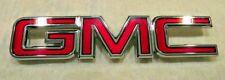 2011-2014 GM SIERRA GRILLE  G M C EMBLEM OEM 22757017