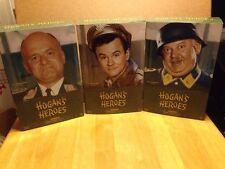 "Sideshow Toys Hogan's Heroes Lot Of 3 12"" Figures Klink Schultz Hogan 2002 NIP"
