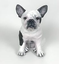 French Bulldog Memorial Statue,Personalised Dog Memorial, Dog Sculpture, Dog Urn