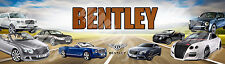 Personalized Bentley Name Painting Poster Glossy Art Home Decor Wall Banner