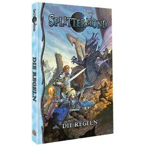 Splittermond RPG - Regelwerke - Taschenbuchausgabe - neu - 1A-Ware
