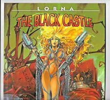 Lorna The Black Castle Alfonso Azpiri 2008 Heavy Metal SC 64 pp VF 9781932413823
