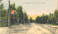 A Quiet Day On Main Avenue, Avondale, Cincinnati, Ohio OH 1907